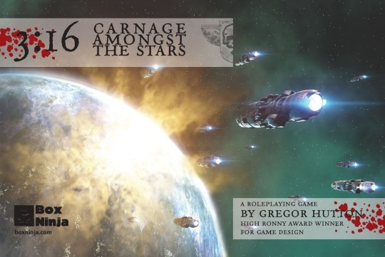 3:16 Carnage Amongst The Stars