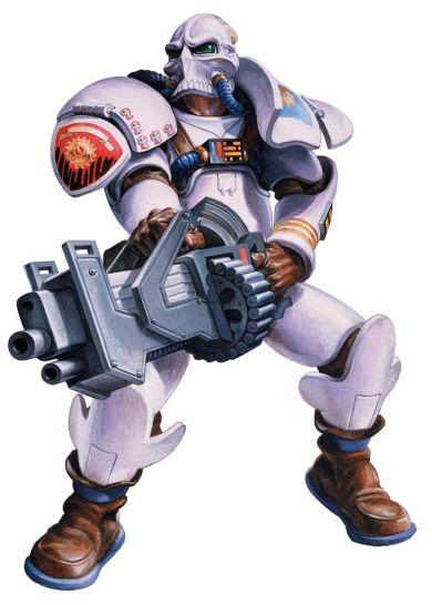 Venusian Ranger