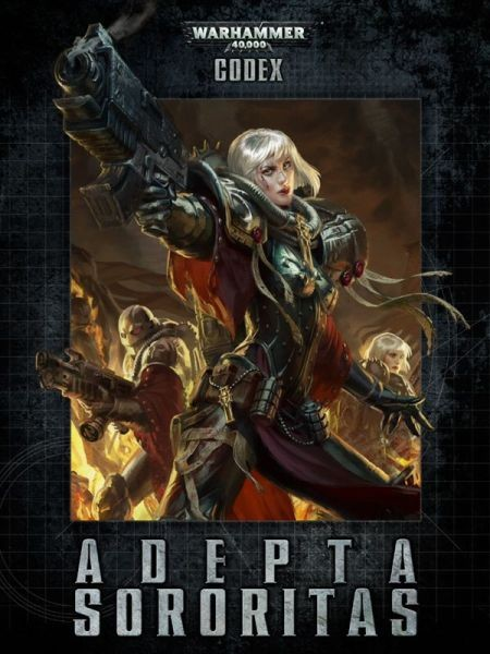 Codex: Adepta Sororitas, 6. edice