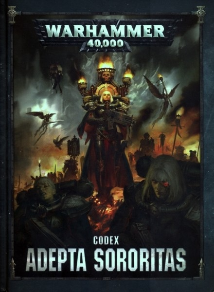 Codex: Adepta Sororitas, 8. edice
