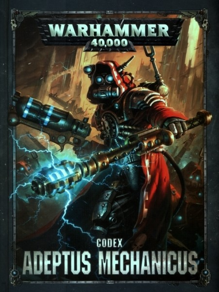 Codex: Adeptus Mechanicus, 8. edice