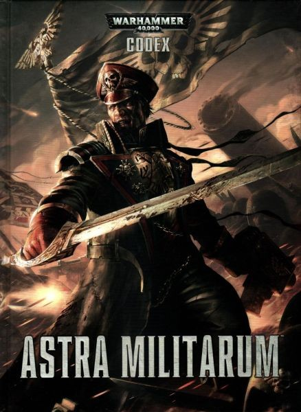 Codex: Astra Militarum, 6. edice