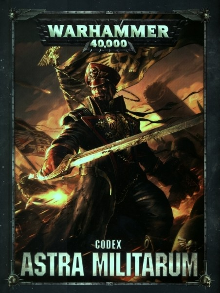 Codex: Astra Militarum, 8. edice