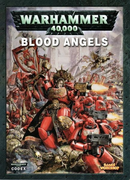 Codex: Blood Angels, 5. edice