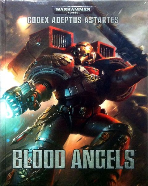 Codex: Blood Angels, 7. edice