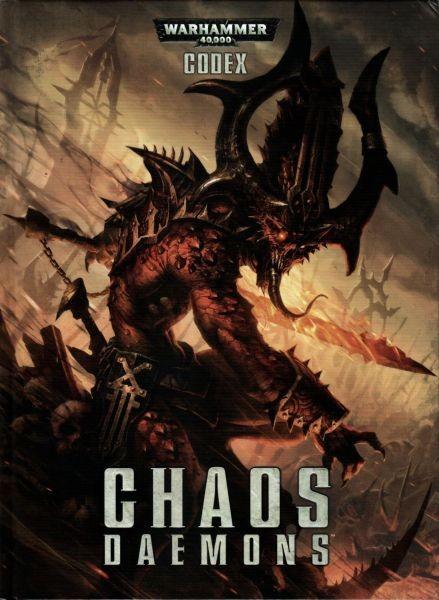 Codex: Chaos Daemons, 6. edice