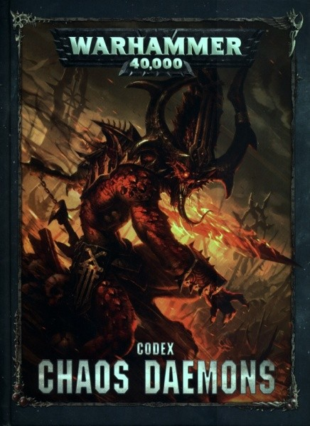 Codex: Chaos Daemons, 8. edice