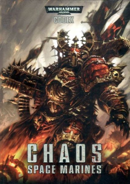 Codex: Chaos Space Marines, 6. edice