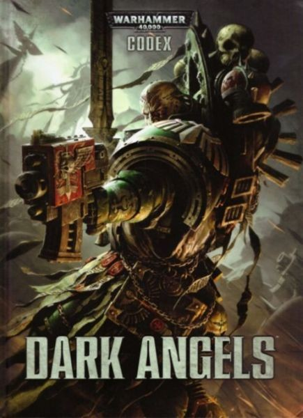 Codex: Dark Angels, 6. edice