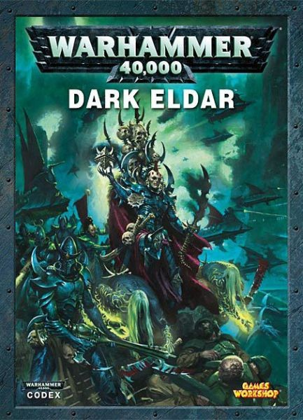 Codex: Dark Eldar, 5. edice