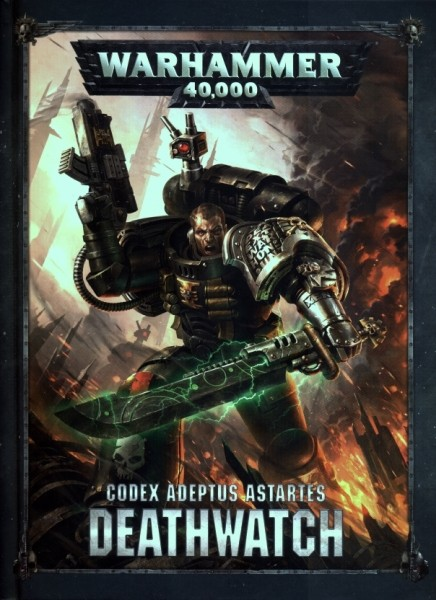 Codex: Deathwatch, 8. edice