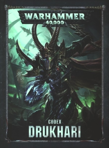 Codex: Drukhari, 8. edice