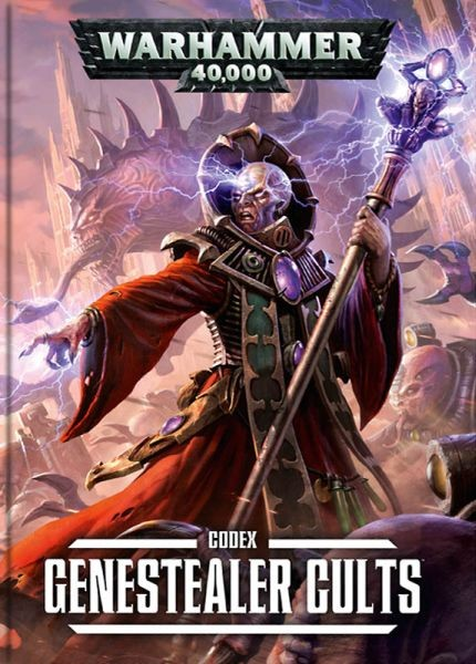 Codex: Genestealer Cults, 7. edice