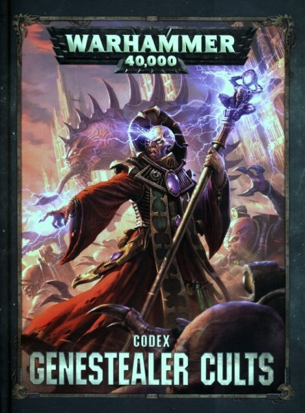 Codex: Genestealer Cults, 8. edice