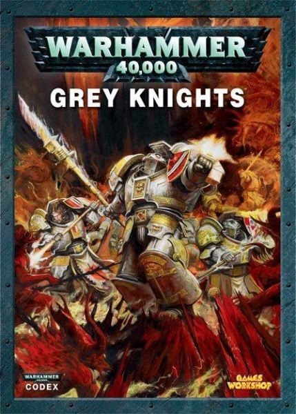 Codex: Grey Knights, 5. edice