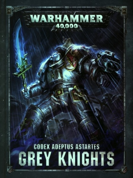 Codex: Grey Knights, 8. edice