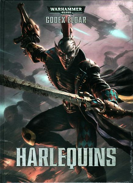 Codex: Harlequins, 7. edice