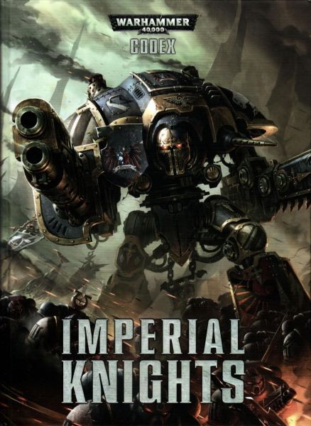 Codex: Imperial Knights, 6. edice