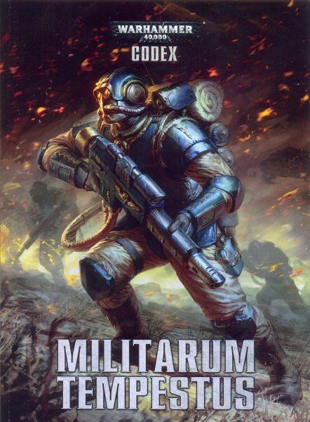Codex: Militarum Tempestus, 6. edice