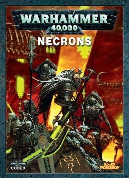 Codex: Necrons, 5. edice