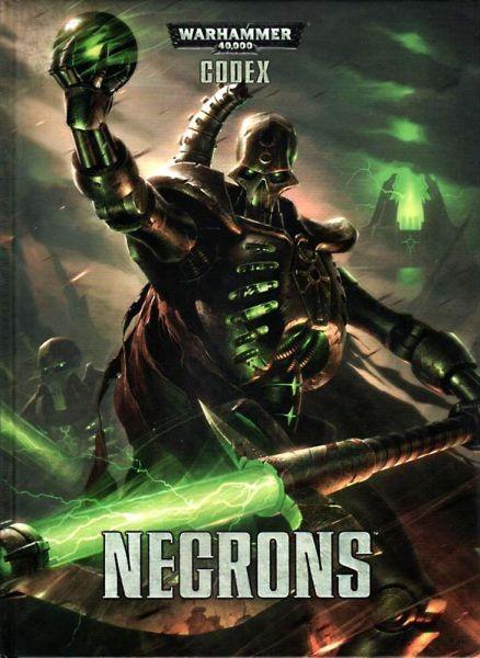 Codex: Necrons, 7. edice