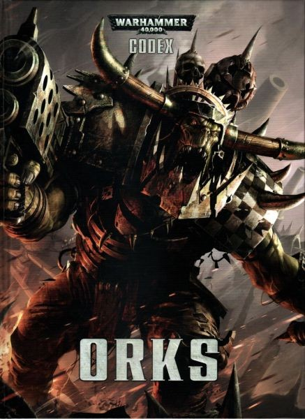 Codex: Orks, 7. edice