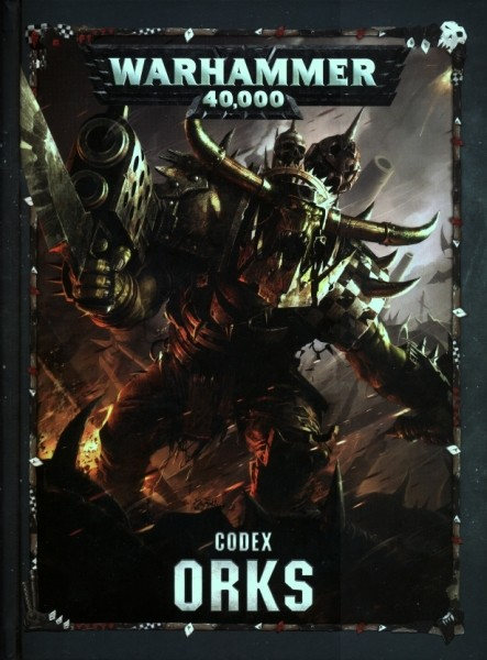 Codex: Orks, 8. edice