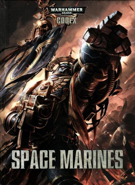 Codex: Space Marines, 6. edice