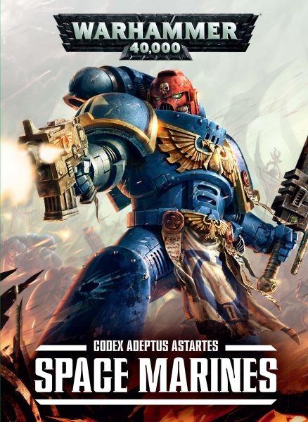 Codex: Space Marines, 7. edice
