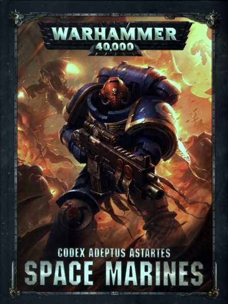 Codex: Space Marines, 8. edice