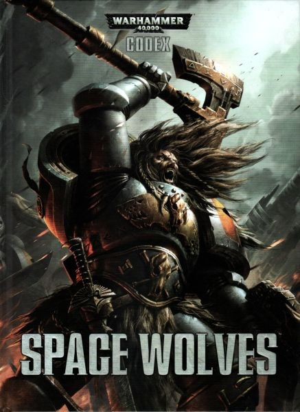 Codex: Space Wolves, 7. edice