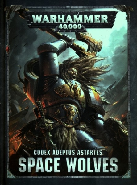 Codex: Space Wolves, 8. edice