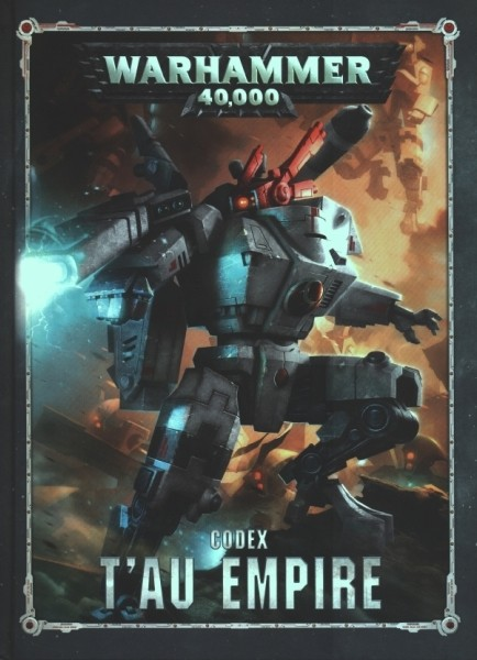 Codex: T'au Empire, 8. edice