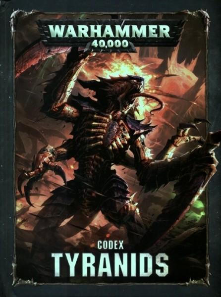 Codex: Tyranids, 8. edice