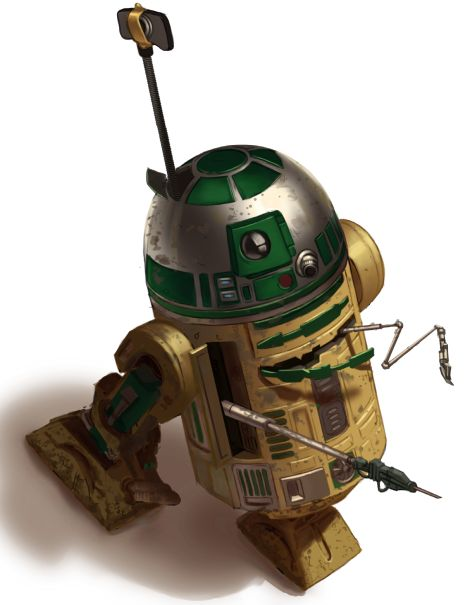 R droid