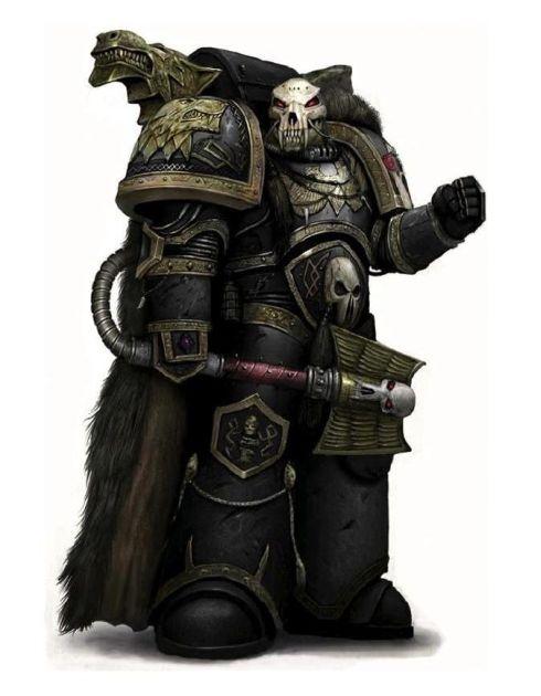 Wolf Priest