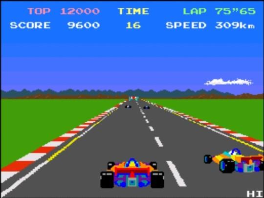 Historie závodních her