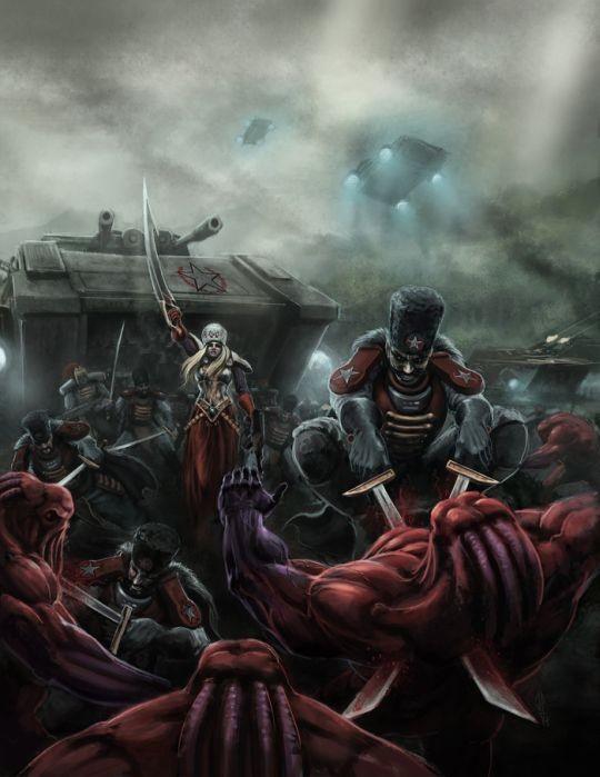 Mutant Chronicles, 3. edice