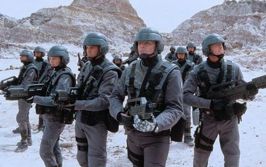 Vesmírní mariňáci napříč fikcí